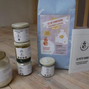 Kit de fabrication produits ménagers